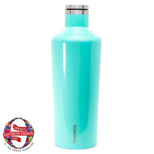 Cups & Glassware - Classic 60 Oz. Canteen In Turquoise By Corkcicle