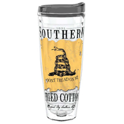 Cups & Glassware - Don't Tread On Me 26oz Tumbler By Southern Fried Cotton