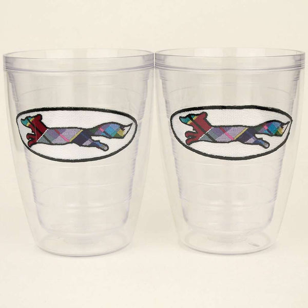 Longshanks 16 oz. Classic Tumblers - Set of 2 by Country Club Prep