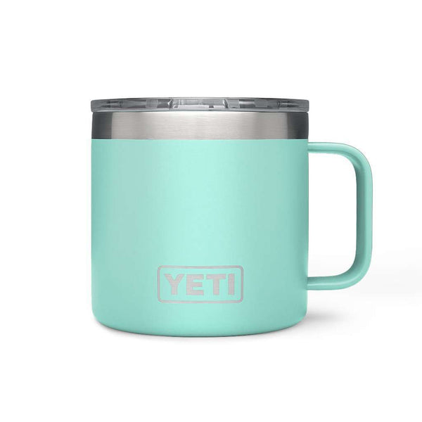 Cups & Glassware - Rambler 14oz. Mug In Seafoam By YETI