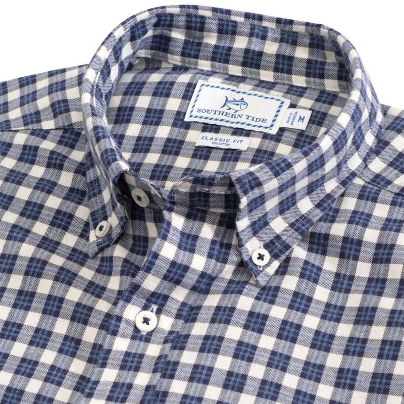 Southern Tide Cutwater Check Button Down Shirt by Southern Tide