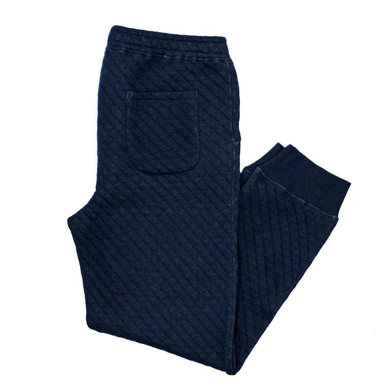Country Club Prep Heather Navy / S