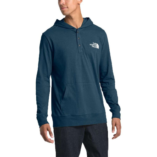The North Face Men's Henley Injected Pullover Hoodie by The North Face