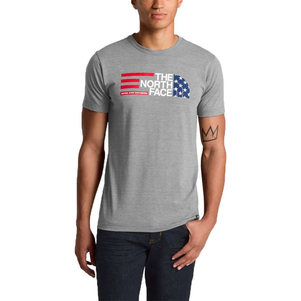 cda6020282 The North Face Men s Americana Tri-Blend Tee by The North ...