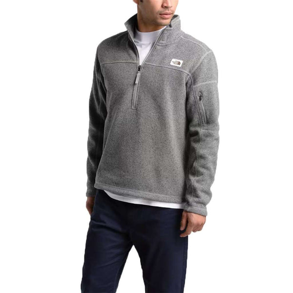 The North Face Men's Gordon Lyons 1/4 Zip Pullover by The North Face