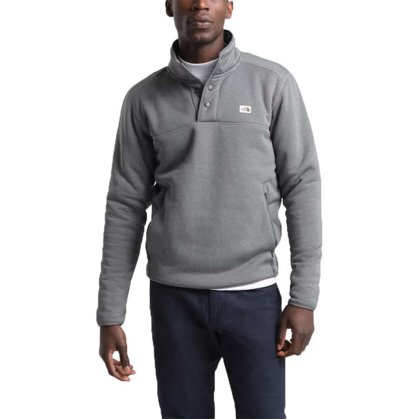 The North Face Men's Sherpa Patrol 1/4 Snap Pullover by The North Face
