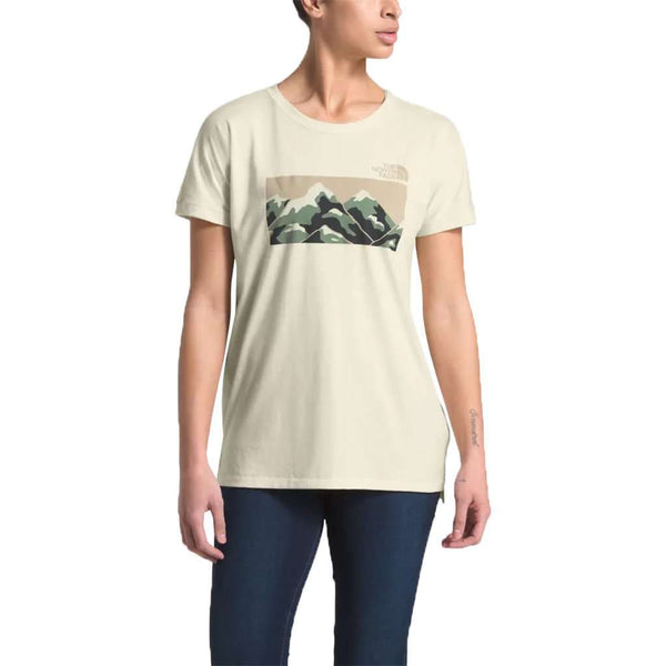 The North Face Women's Short Sleeve Our History Tee by The North Face