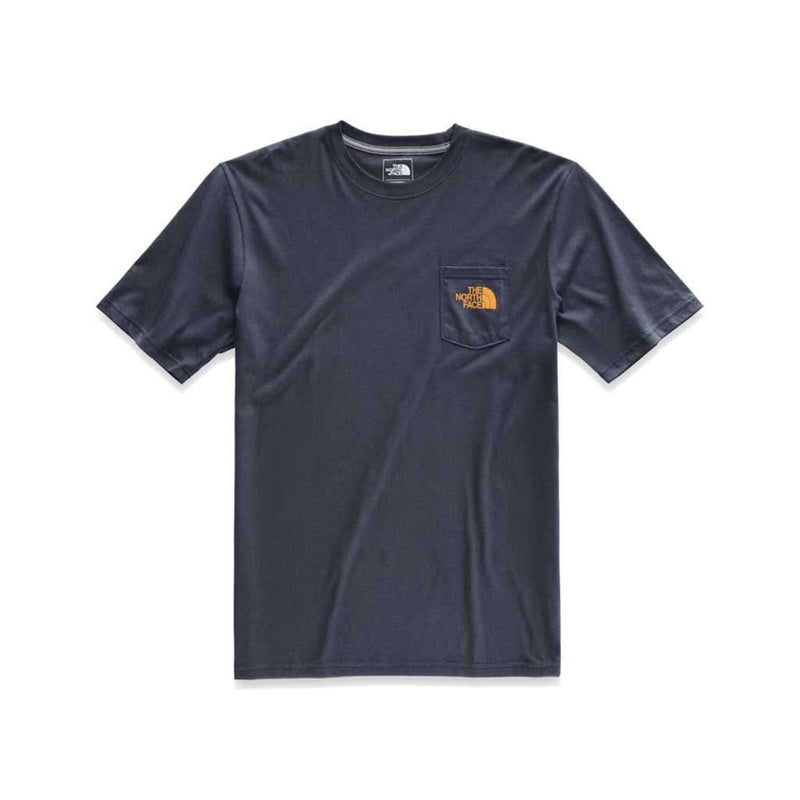 The North Face Men's Short Sleeve Camping Notes Tee by The North Face