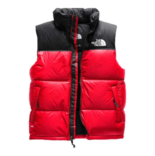 Men's 1996 Retro Nuptse Vest in TNF Red by The North Face