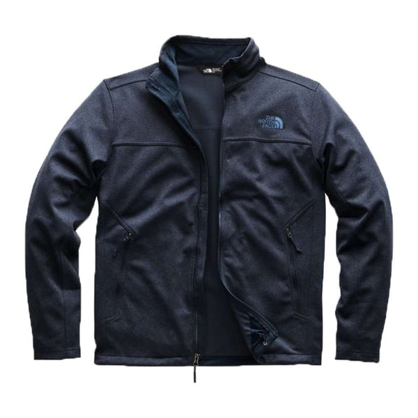 The North Face Men's Apex Canyonwall Jacket in Urban Navy Heather