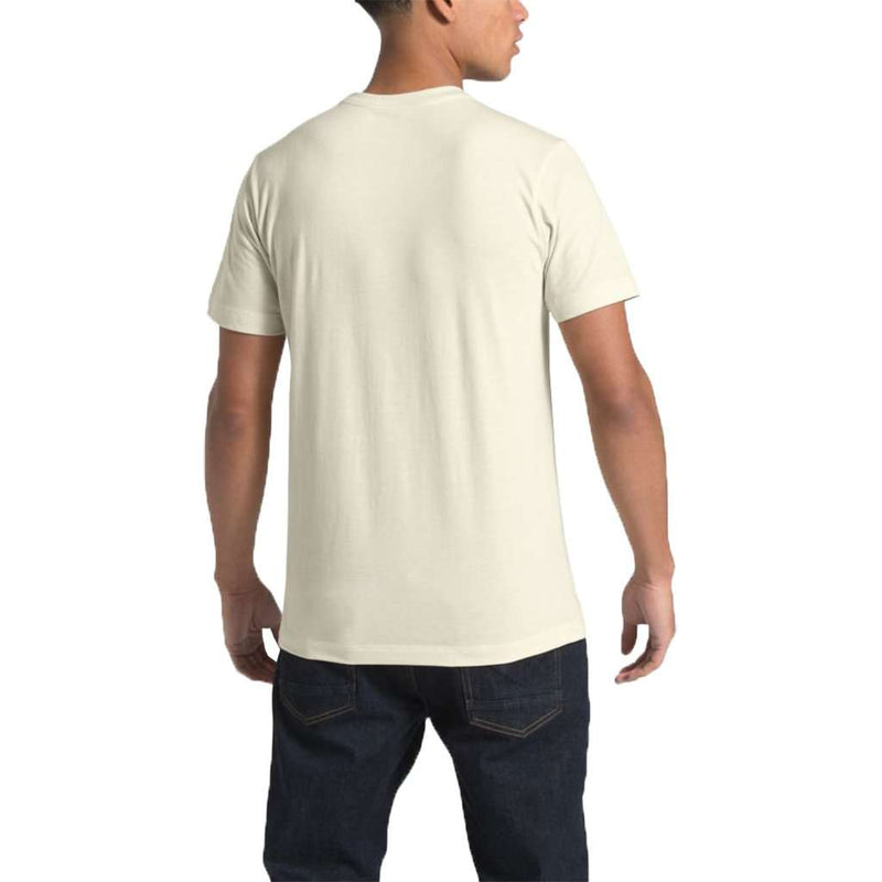 The North Face Men's Short Sleeve Heritage Tri-Blend Tee by The North Face