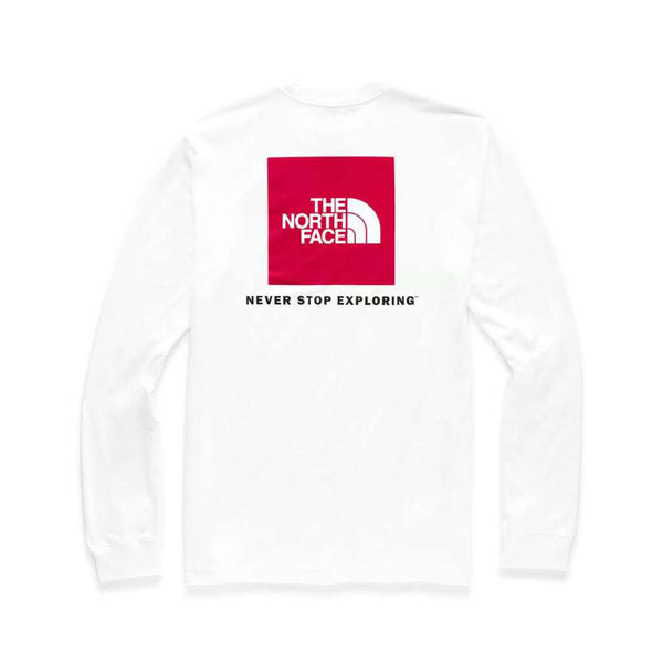 Country Club Prep TNF White and TNF Red / S