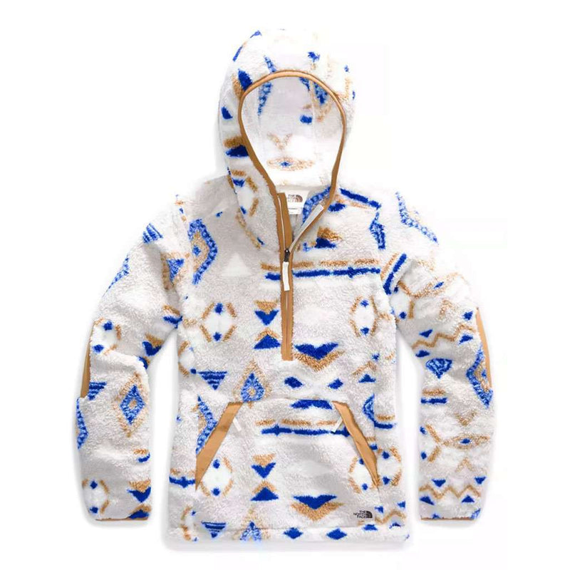 Country Club Prep TNF Blue California Geo Print / XS