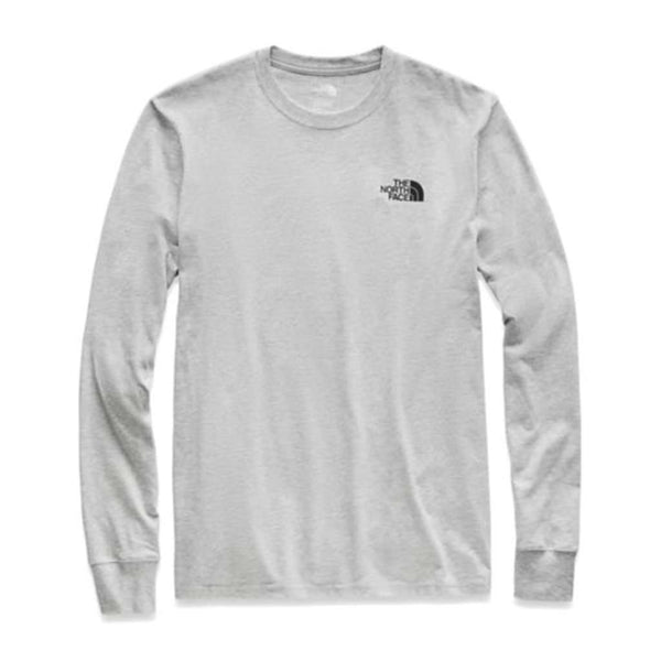 The North Face Men's Long Sleeve Red Box Tee by The North Face