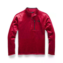 Country Club Prep Cardinal Red Heather / S