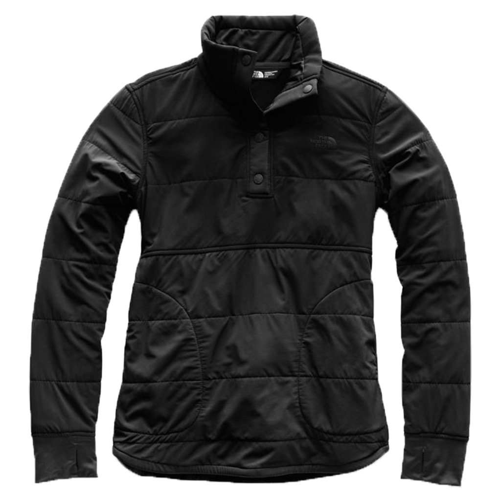 a6699af95 Women's 1/4 Snap Mountain Sweatshirt in TNF Black by The North Face - FINAL  SALE