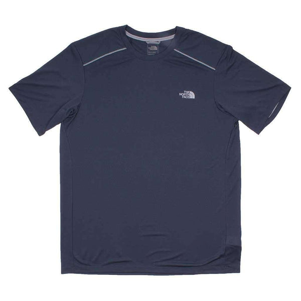 Men's 24/7 Tech Shirt in Urban Navy Heather by The North Face