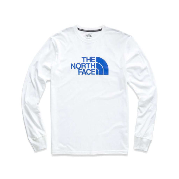 Country Club Prep TNF White and Aztec Blue / S