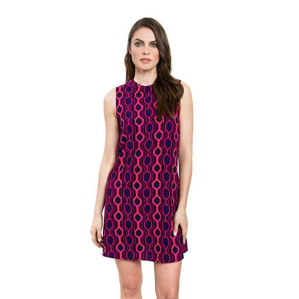 Dresses - Brita Dress In Giraffe Print By Julie Brown - FINAL SALE