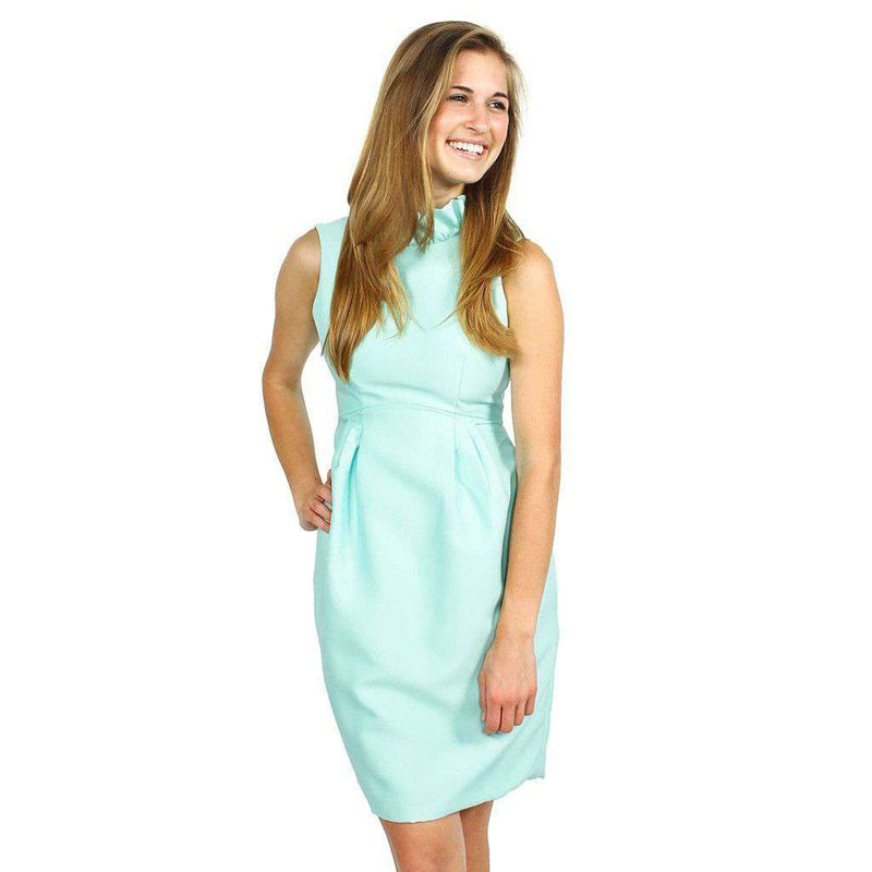 Dresses - Go Go Dress In Mint By Camilyn Beth