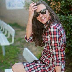 Henderson Dress in Paige Plaid by Southern Proper - FINAL SALE