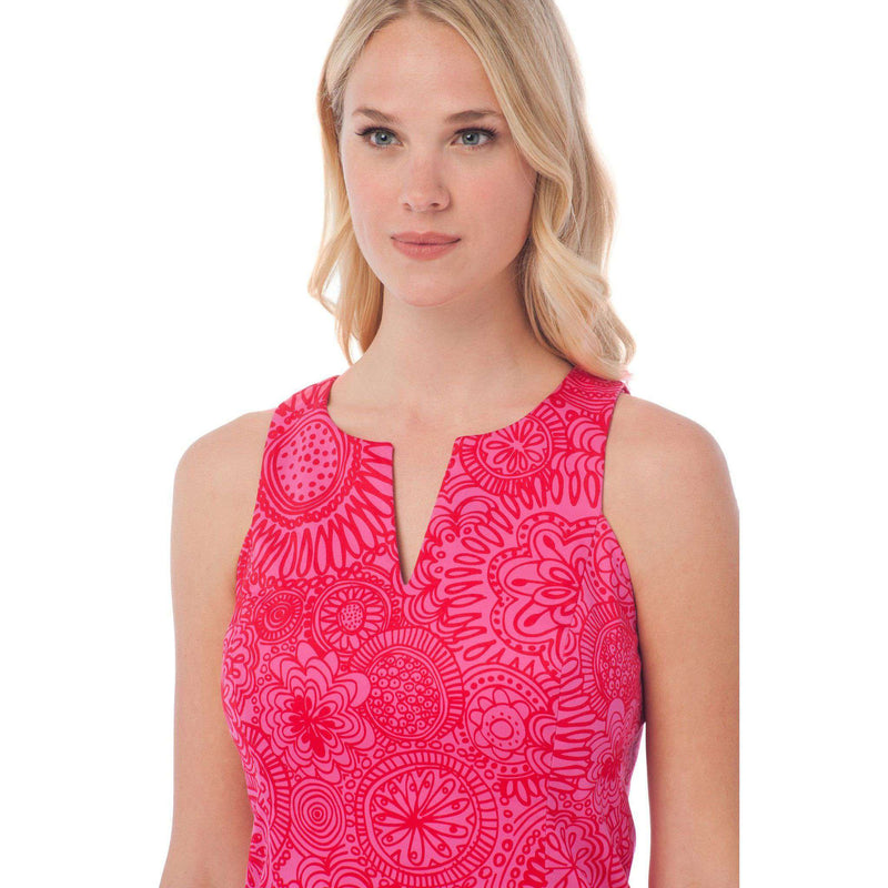 Kennedy Dress in Seapine Floral by Southern Tide - FINAL SALE