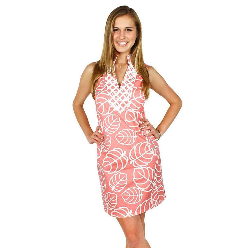 Dresses - Lady In Lattice Conch Shell By Sail To Sable