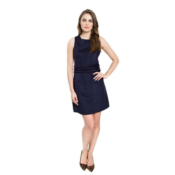 Dresses - Lori Dress In Enchanted Navy By Julie Brown - FINAL SALE
