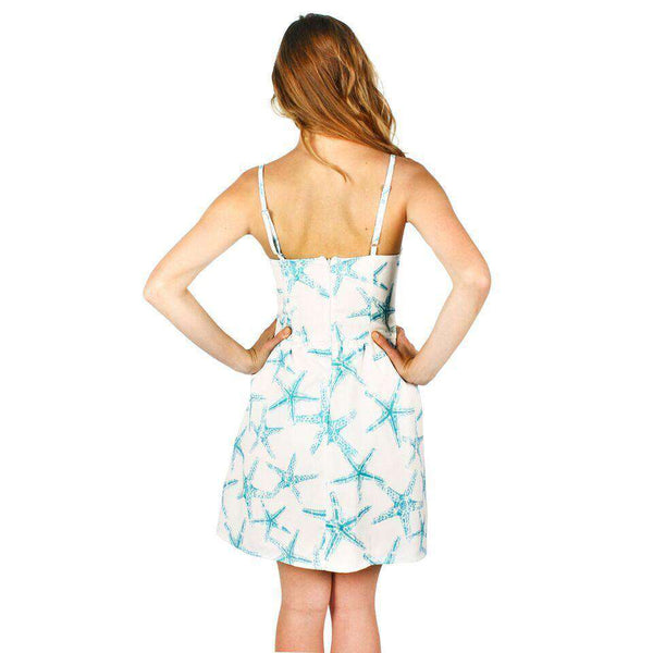 The Briana Dress in Starfish by Dayton K