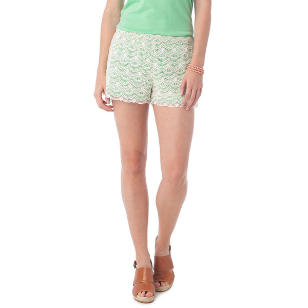 Emma Lace Short in Starboard by Southern Tide  - 1