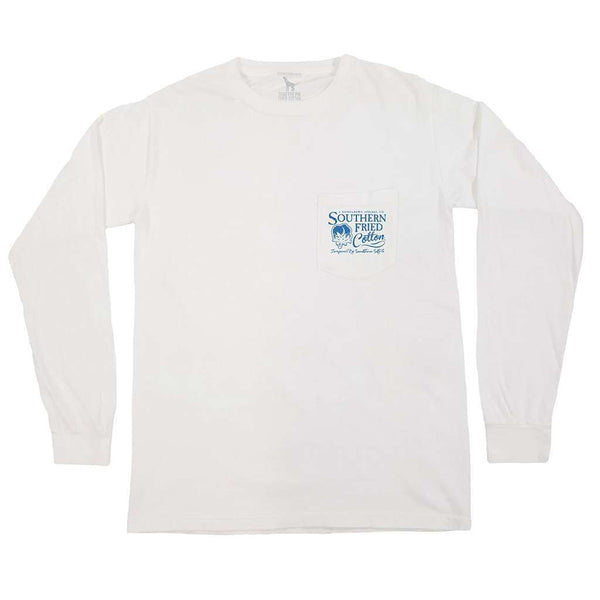 Southern Fried Cotton Out of Your Element Long Sleeve Tee by Southern Fried Cotton