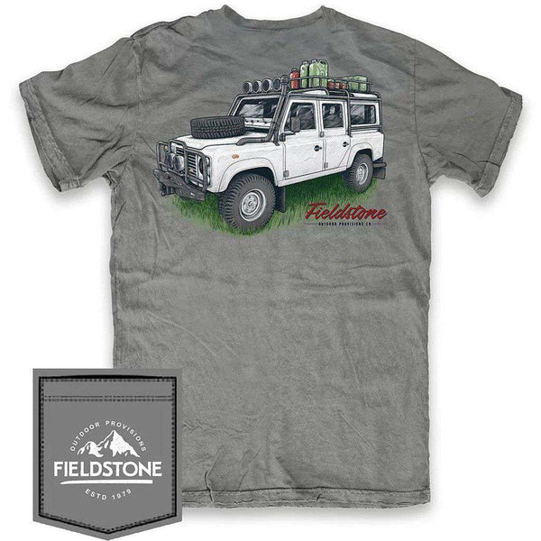 Fieldstone Outdoor Provisions Co. 110 Defender Tee Shirt by Fieldstone Outdoor Provisions Co.