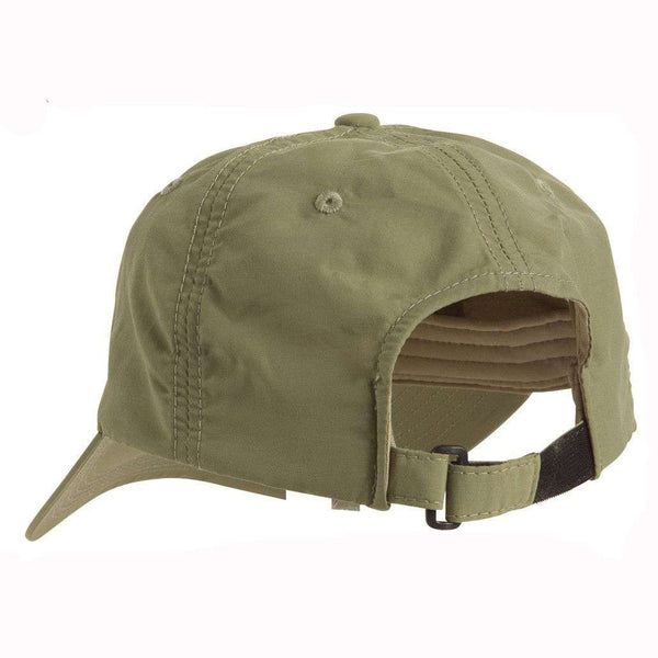 WLS Fishing Hat in Olive by Southern Proper  - 2