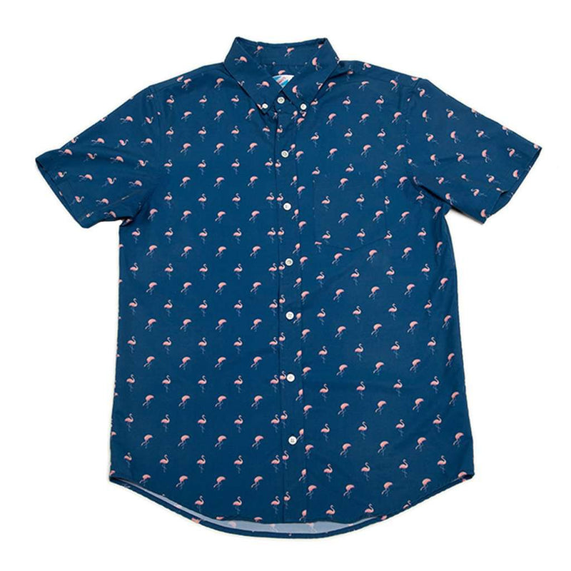 Bermies Miami Performance Button Down by Bermies