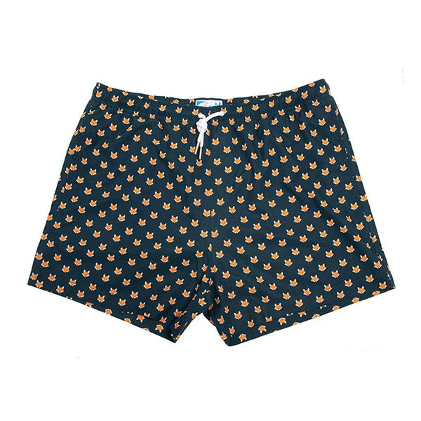 Bermies Foxies Swim Trunks by Bermies