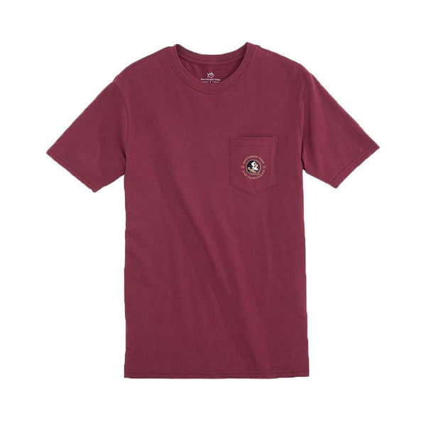Southern Tide Florida State Chant Short Sleeve T-Shirt by Southern Tide