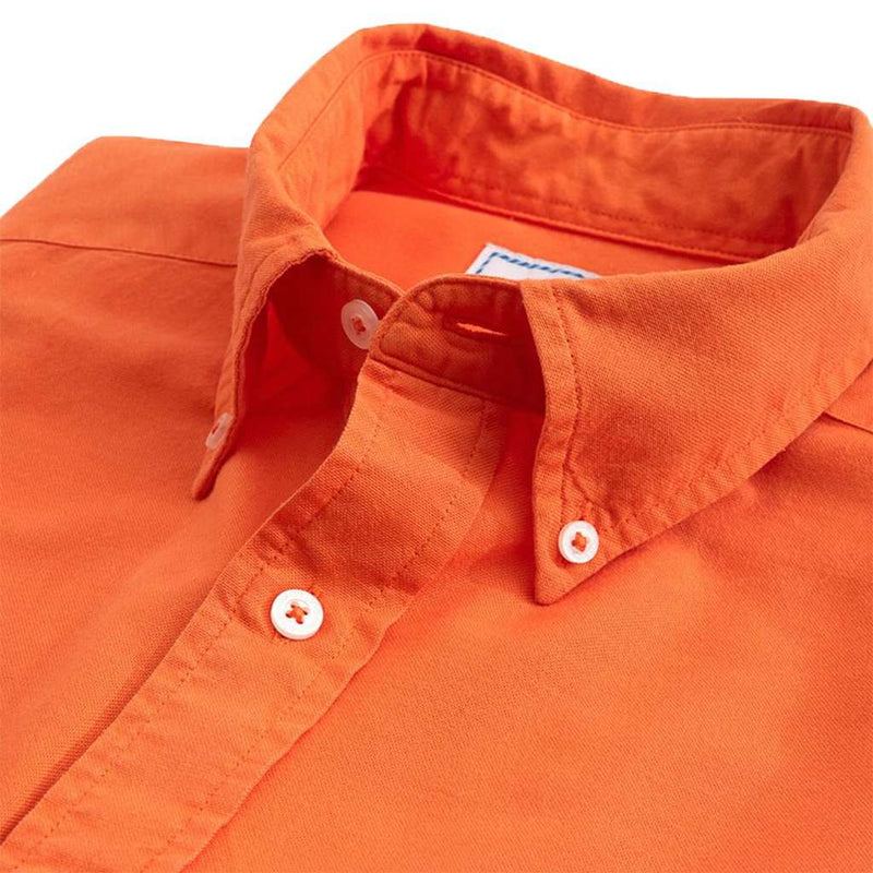 Southern Tide Garment Dyed Oxford Sport Shirt by Southern Tide