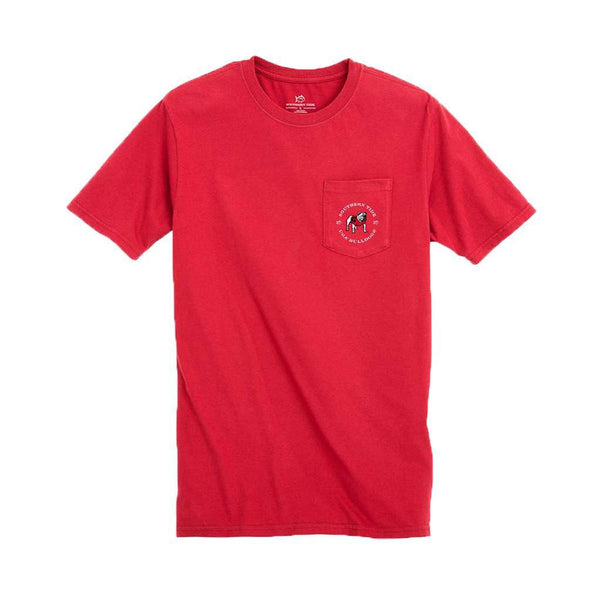 Southern Tide Georgia Chant Short Sleeve T-Shirt by Southern Tide