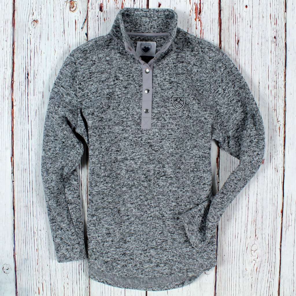 Golden Circle Fleece Pullover by Nordic Fleece