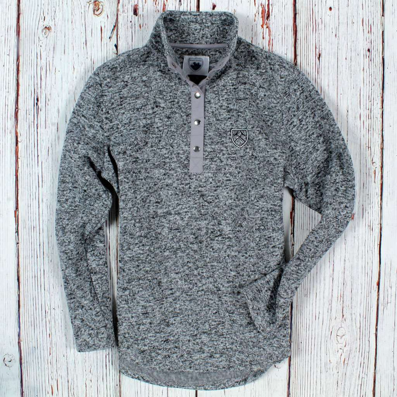 Country Club Prep Light Gray Heather / XS