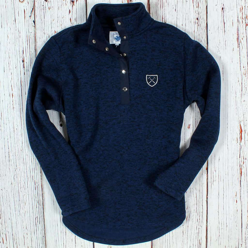 Country Club Prep Navy Heather / XS