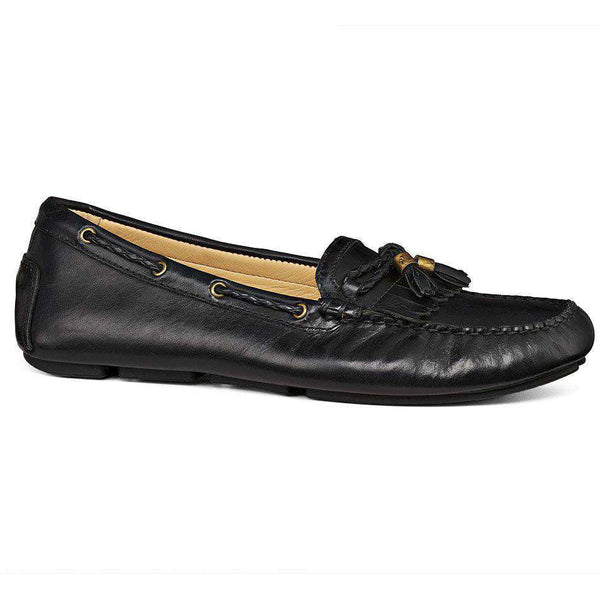 Grayson Loafer in Black by Jack Rogers