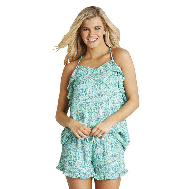 Lauren James Carmen Ruffle Top by Lauren James