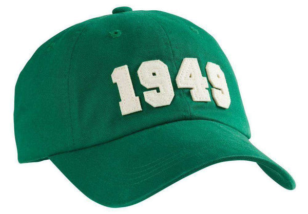 Hats/Visors - 1949 (First Master's Jacket) Hat In Green By Southern Proper