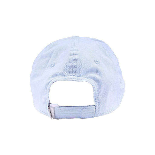 19th Hole Longshanks Performance Hat in Blue by Imperial Headwear