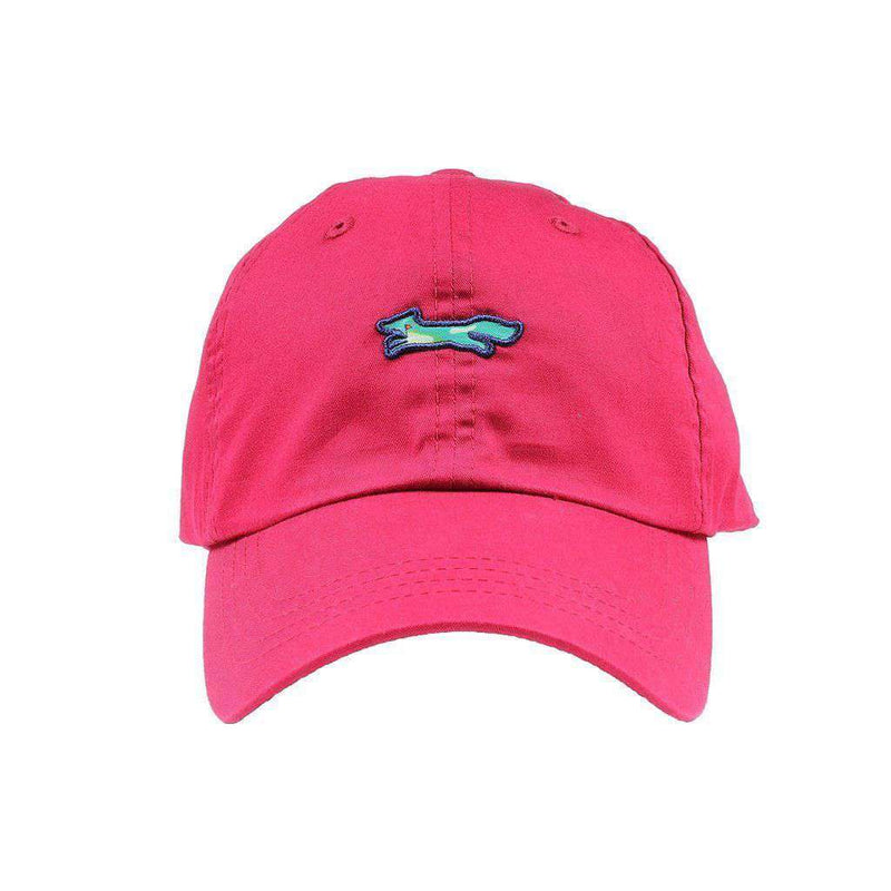 Hats/Visors - 19th Hole Longshanks Performance Hat In Red By Imperial Headwear