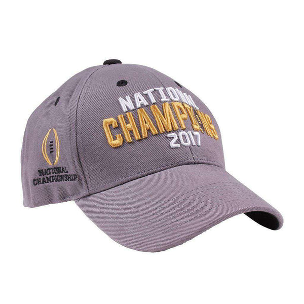 Hats/Visors - 2017 Alabama National Champions Hat By National Cap & Sportswear