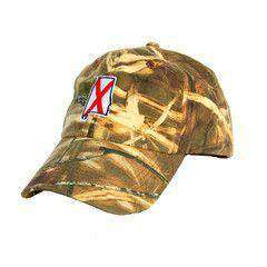 AL Traditional Hat in Max 4 Camo by State Traditions