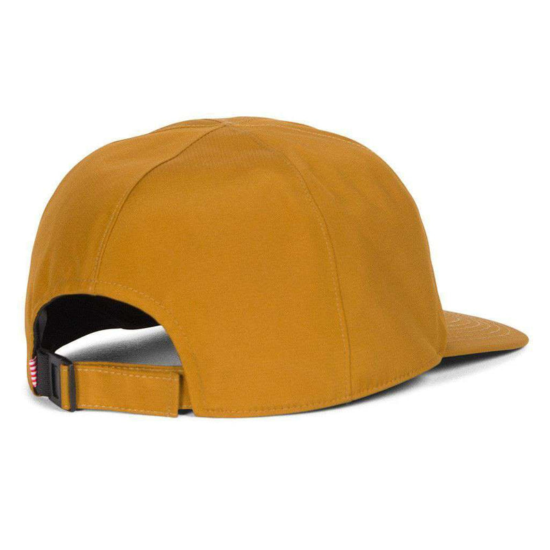 a9b68cba398 ... promo code for hats visors albert cap in golden brown by herschel  supply co. aee35