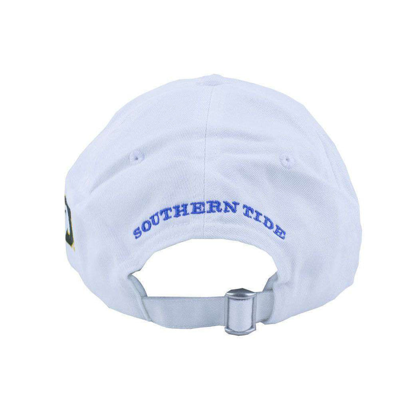 Baylor University Collegiate Skipjack Hat in White by Southern Tide